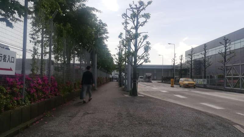 羽田空港 西貨物ターミナル