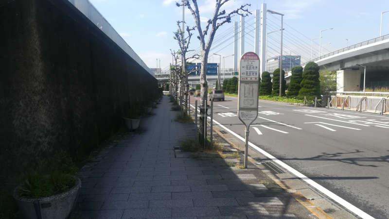 東京国際空港庁舎前歩道5