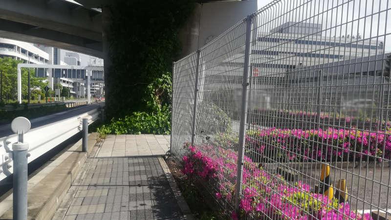 羽田空港 国内線第1旅客ターミナルビル 北エントランス前6