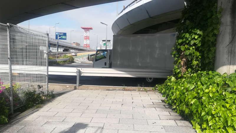 羽田空港 国内線第1旅客ターミナルビル 北エントランス前3