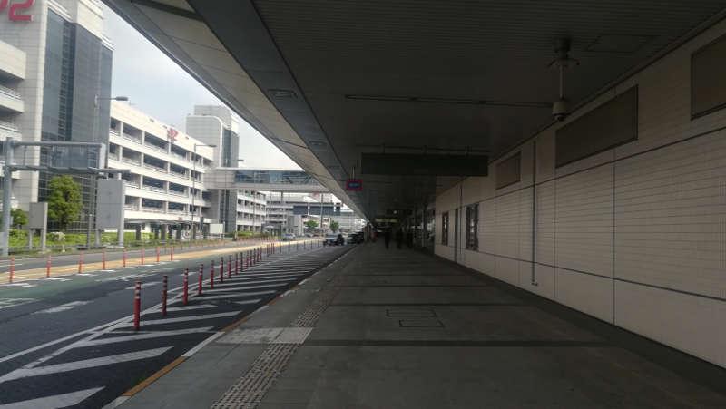 羽田空港 国内線第1旅客ターミナル前3