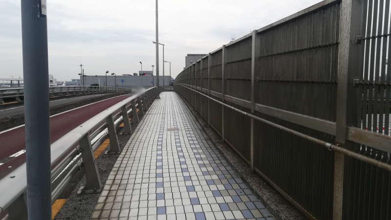 首都高速湾岸線横断橋